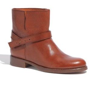 NWOT Madewell Biker Boots - size 6.5